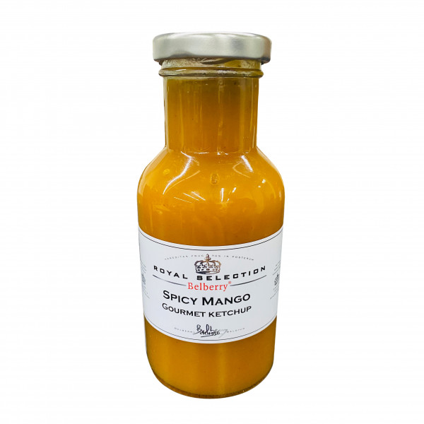Bellberry Spicy Mango Ketchup 250ML