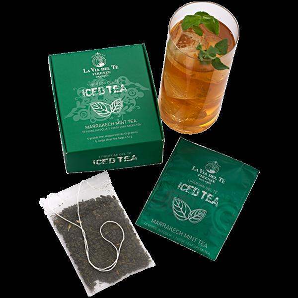 La Via del Te Marrakech Mint Iced Tea - 50g(5x10g)