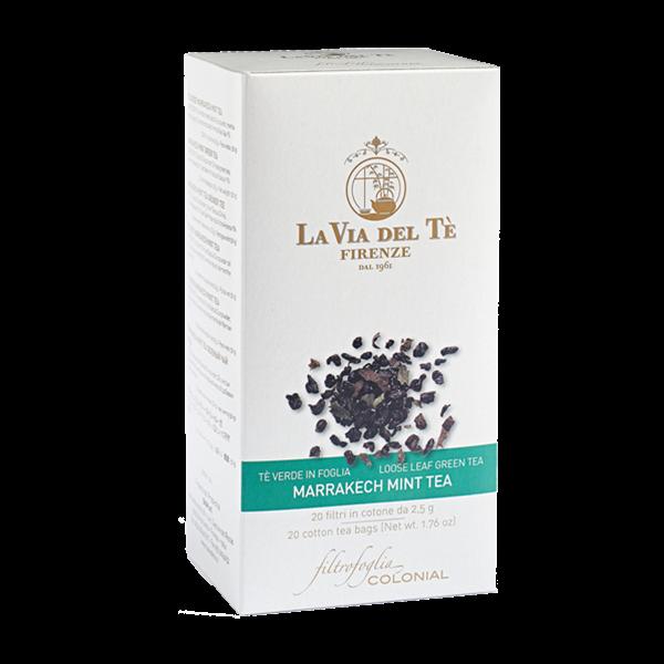 La Via del Te Marrakech Mint Tea - 50g