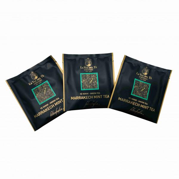 La Via del Te  Marrakech Mint Tea - 250g(2.5gx100)