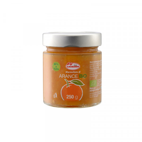 Lazzaris Orange Marmalade