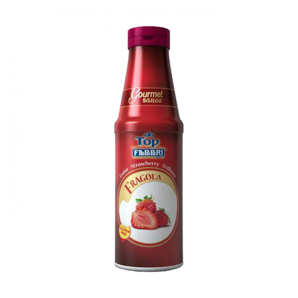 Fabbri Gourmet Sauce Strawberry
