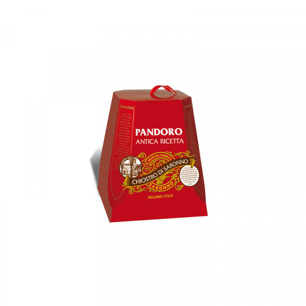 Lazzaroni Pandoro - Cardbox