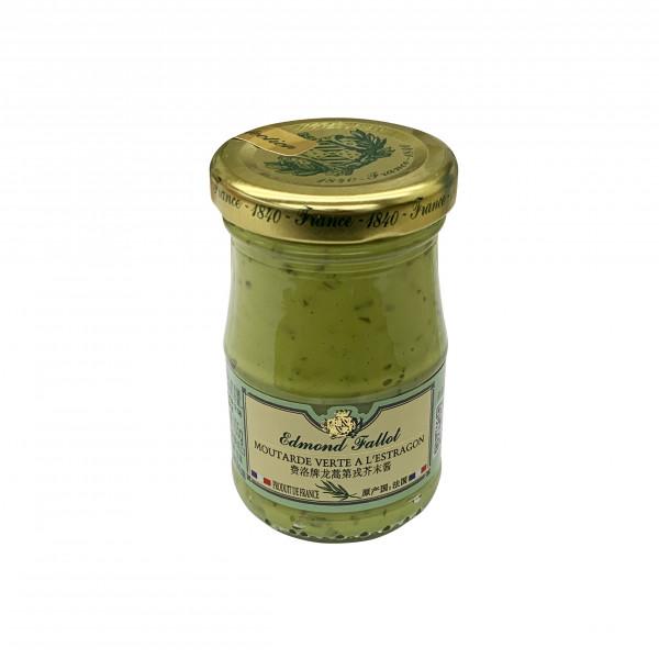 Fallot Tarragon Mustard - Glass Jar 105 G