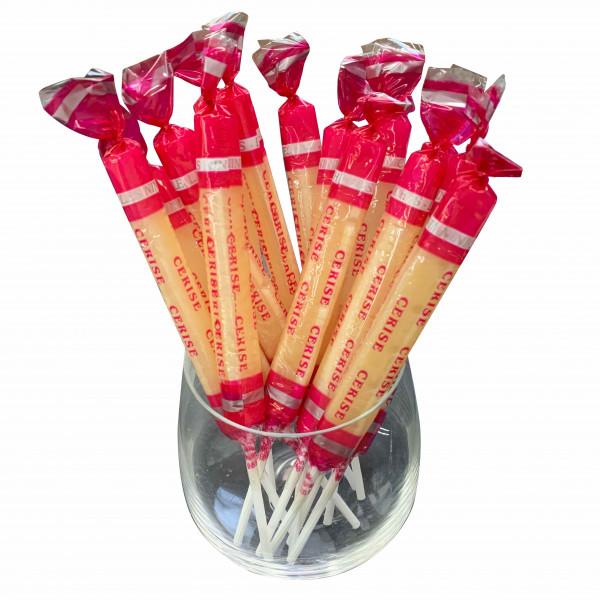 """""""Les Niniches"""" lollipops - Cherry - 480g"""