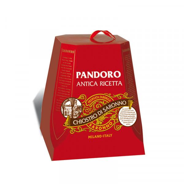 Lazzaroni Pandoro Classico - Cardbox