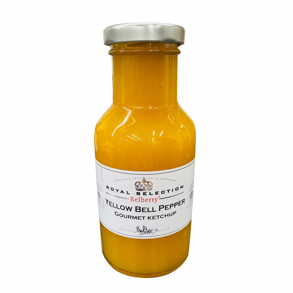 Bellberry Yellow Bell Pepper Ketchup 250ML