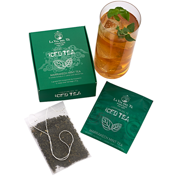 La Via del Te Marrakech Mint Iced Tea - 50g(5x10g)