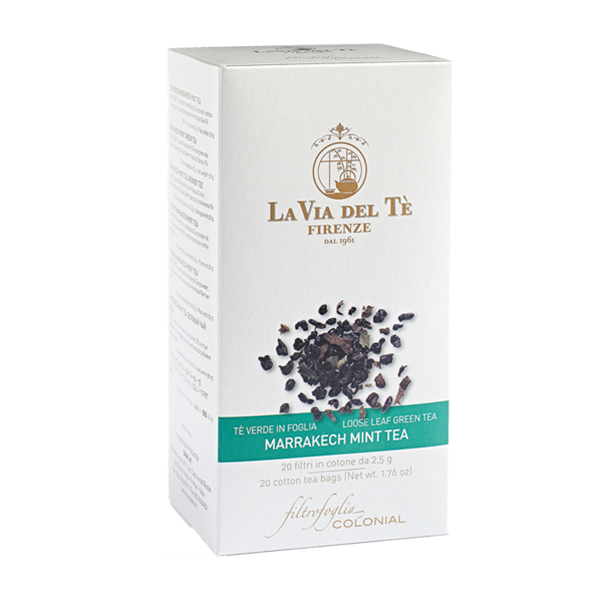 La Via del Te Marrakech Mint Tea - 50g