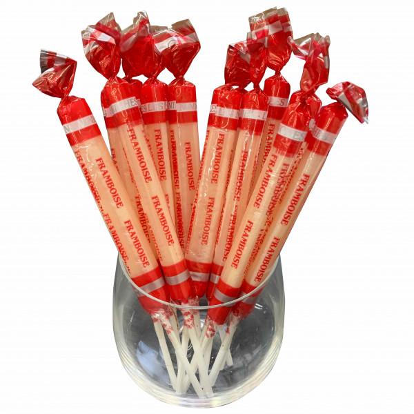 """""""Les Niniches"""" lollipops - Raspberry - 480g"""