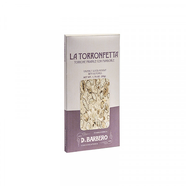 Barbero Almond Soft Torrone Tablet