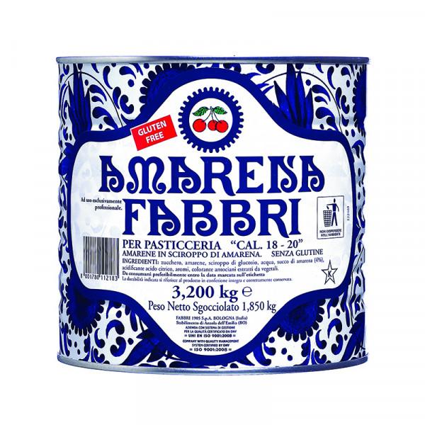Fabbri Amarena (T/F 18/20)