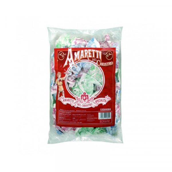 Lazzaroni Amaretti di Saronno Biscuits - transparent refill bag