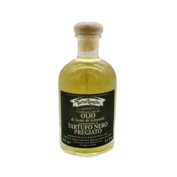 Tartuflanghe Black truffle flavored oil (sunflower)