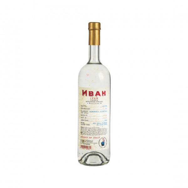 Maschio La Riserva di Ivan III Hand Crafter Italian Vodka 1L