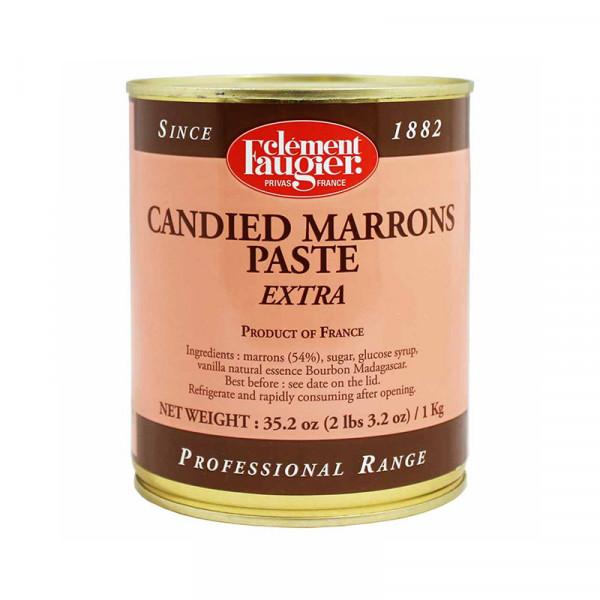 Clément Faugiert Candied Marron Paste (Tin)