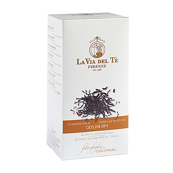 La Via del Te Ceylon OP1 Tea