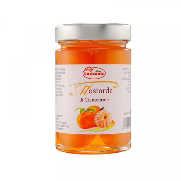 Lazzaris Clementine Mostarda