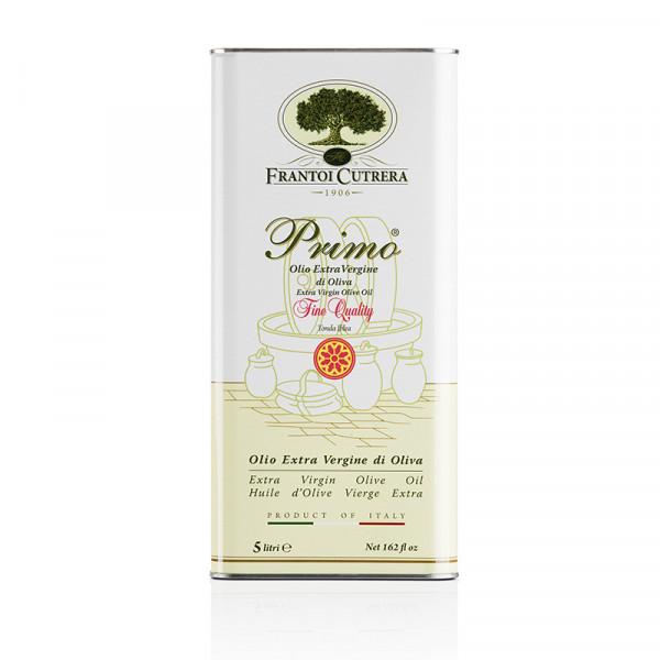 """Frantoi Cutrera """"Primo Fine Quality"""" Extra Virgin Olive Oil"""