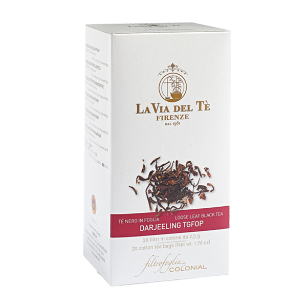La Via del Te Darjelling TGOP Black Tea