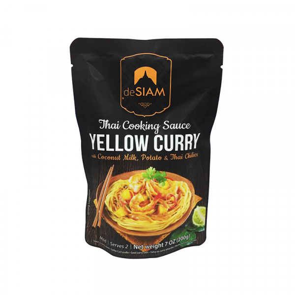 deSIAM Yellow Curry Sauce (with vegetables)