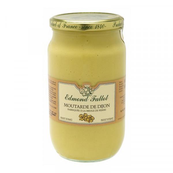Fallot Dijon Mustard - Glass Jar (screw cork)
