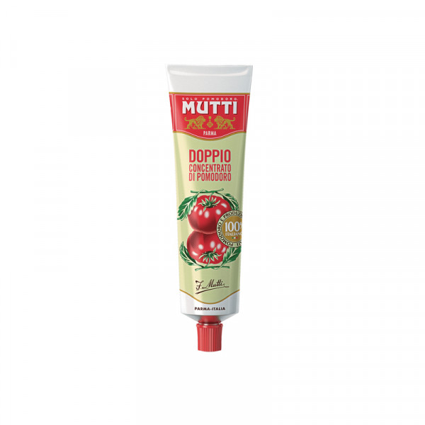 Mutti Double Concentrate of Tomato in Tube
