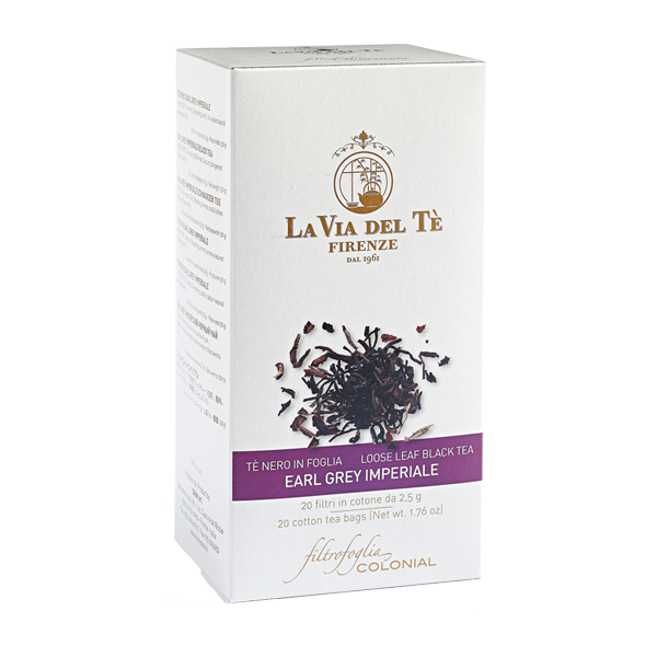 La Via del Te Earl Grey Imperiale Tea