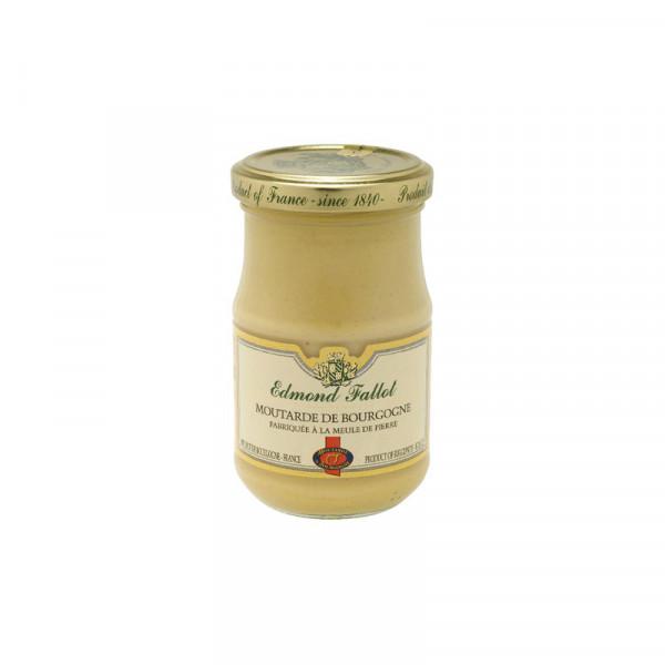 Fallot Burgundy Mustard - Glass Jar