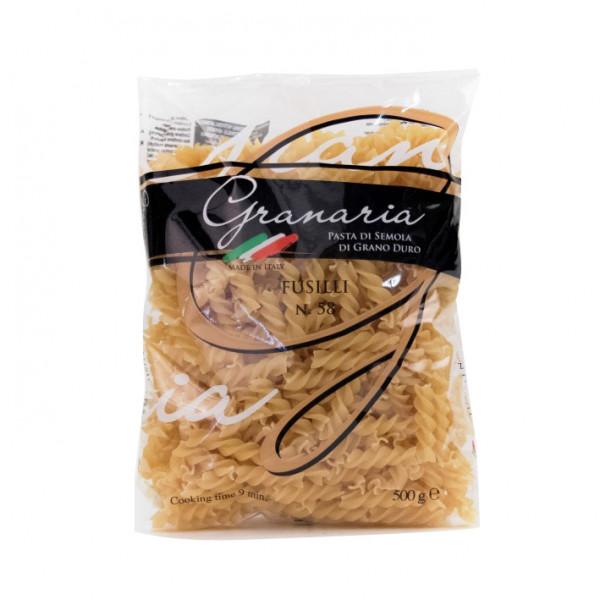 Granaria Fusili #58 - 100% Durum Wheat Semolina