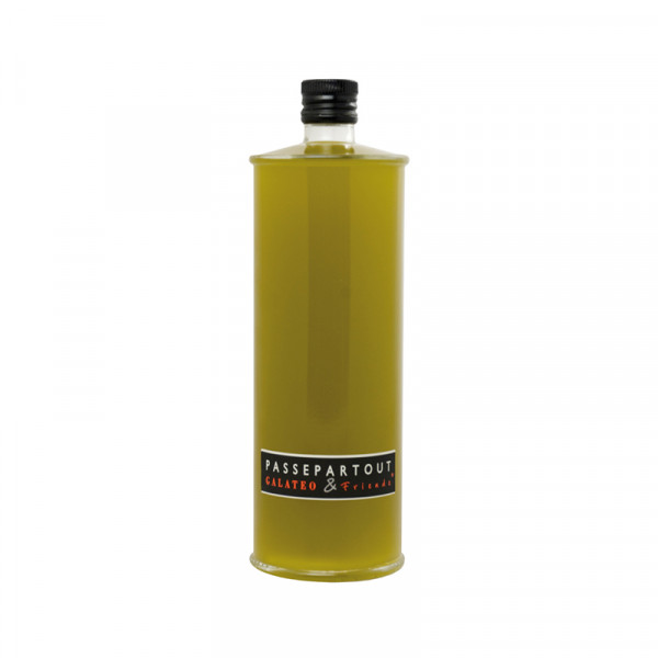 Galateo & Friends Passepartout extra virgin olive oil and fresh lemon