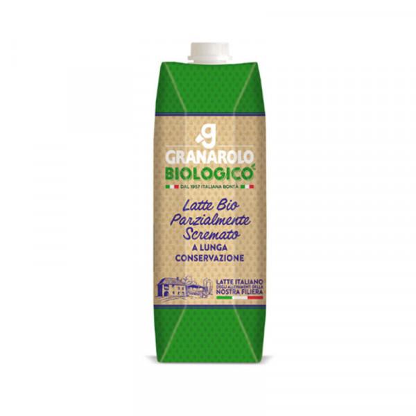 Granarolo UHT Organic Semi-skimmed milk