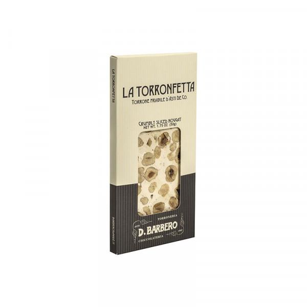 Barbero Hazelnut Crumbly Torrone Tablet