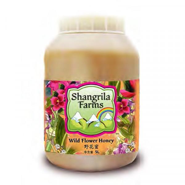 Shangrila farms Highland Wild Flower Honey