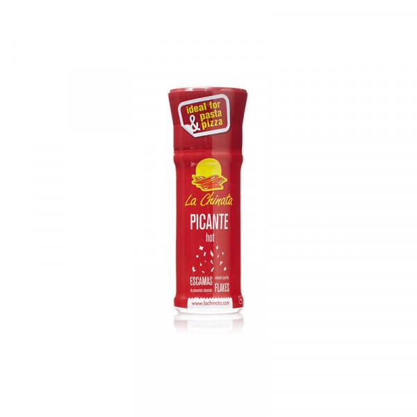 La Chinata Smoked Paprika Flakes - Hot - Shaker