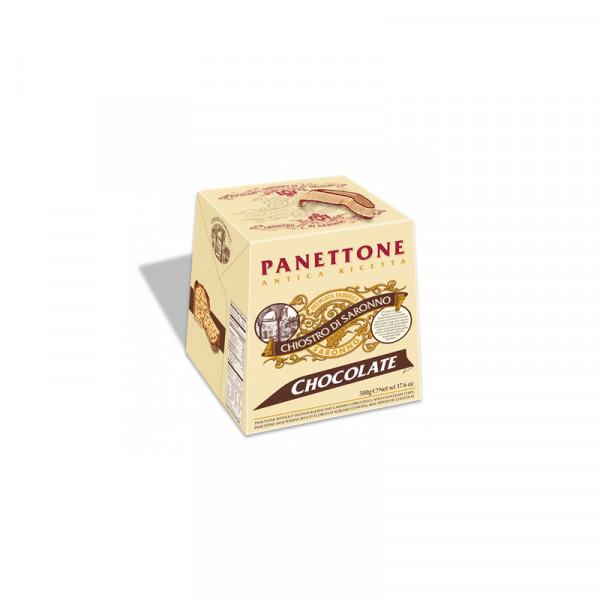 Lazzaroni Panettone with Chocolate Chips - Cardbox