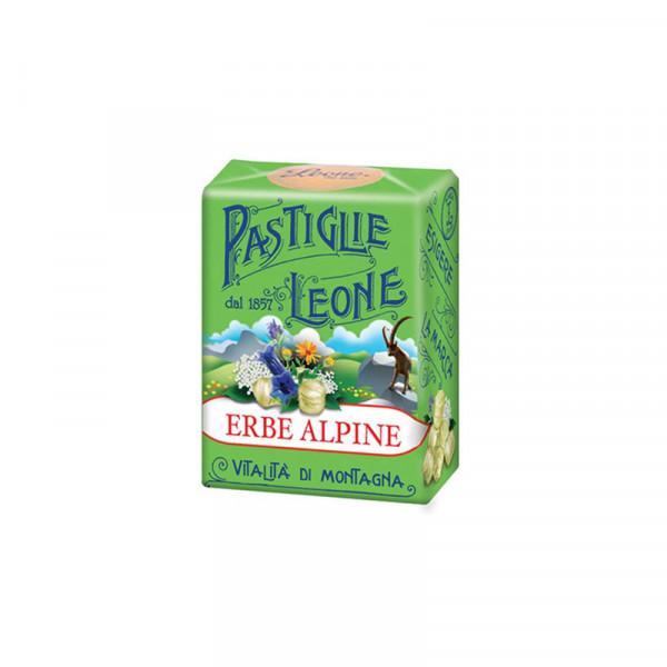 Pastiglie Leone - Alpine Herbs