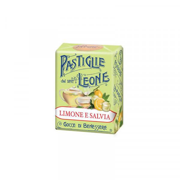 Pastiglie Leone - Lemon & Sage