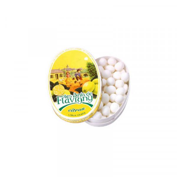 Les Anis de Flavigny - lemon Flavor