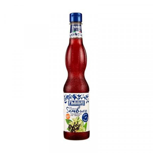 Fabbri Mixybar Elderflower With Berry