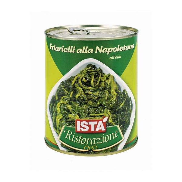 Neapolitan Friarielli in extra virgin olive oil (broccoli)
