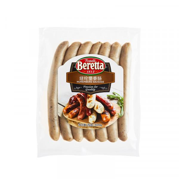 Beretta Nuremberg Sausages