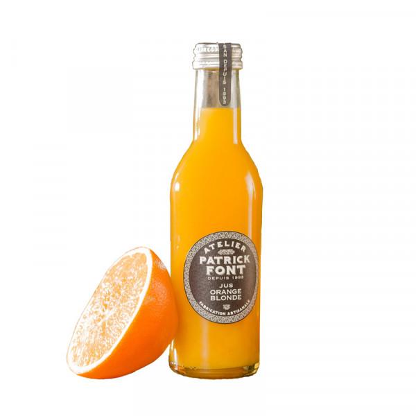 Patrick Font - Orange Juice