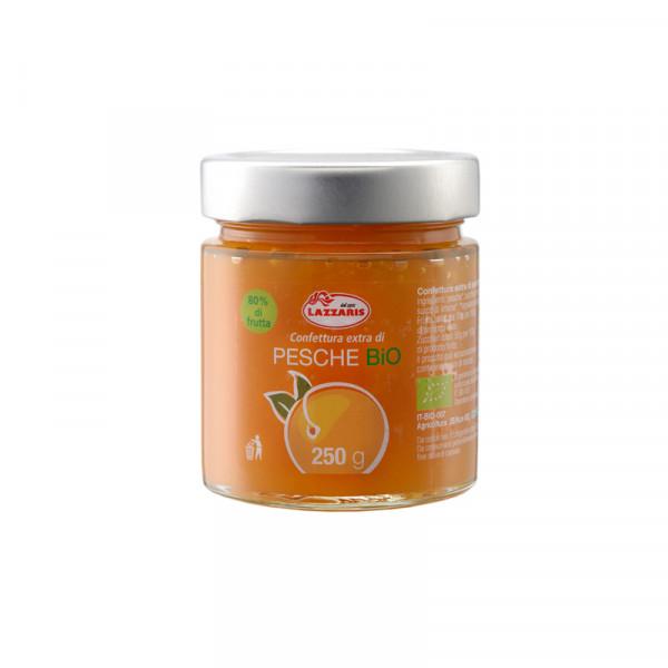 Lazzaris Peach Extra Preserve