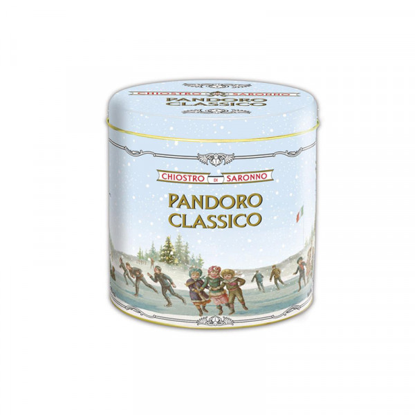 Lazzaroni Pandoro - Pattinatori metal - Tin