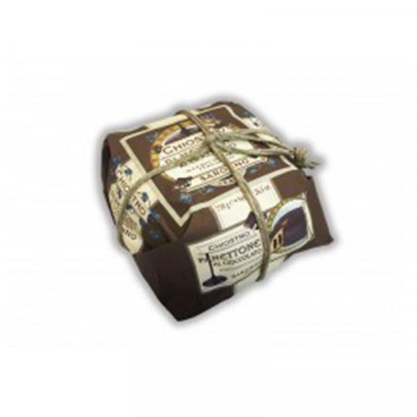 Lazzaroni Panettone Chocolate handly wrapped