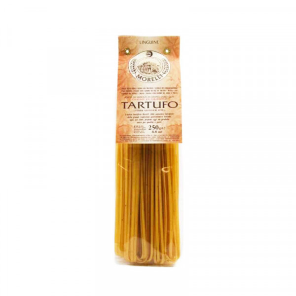 Pastificio Morelli Pasta with Wheat Germ and Truffle - Tagliolini