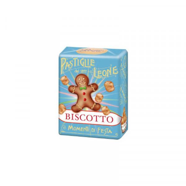 Pastiglie Leone - Biscuit Flavor