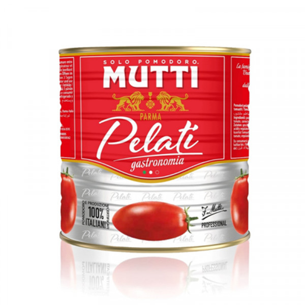Mutti Peeled Tomatos