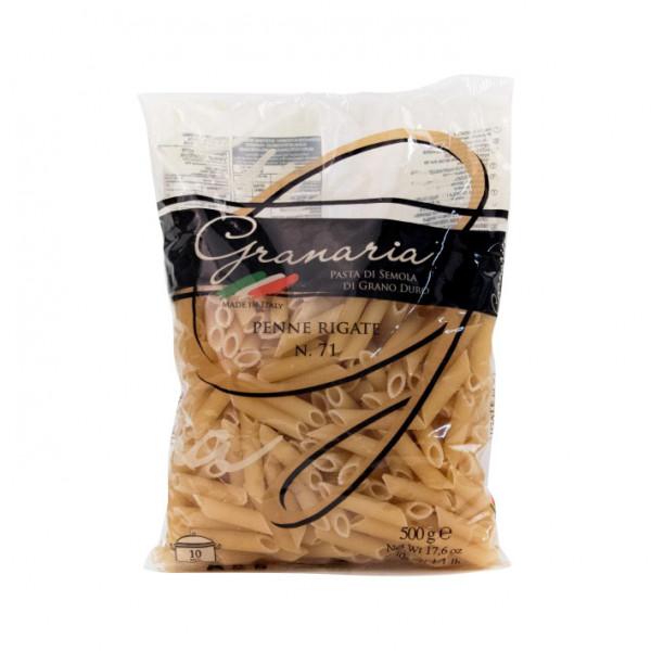 Granaria Penne Rigate #71 - 100% Durum Wheat Semolina